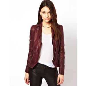 💯 Genuine Leather Jacket
